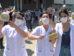 Vidéo: Des moyens pour l'hôpital et colère contre «Le Ségur de la Santé» à Besançon