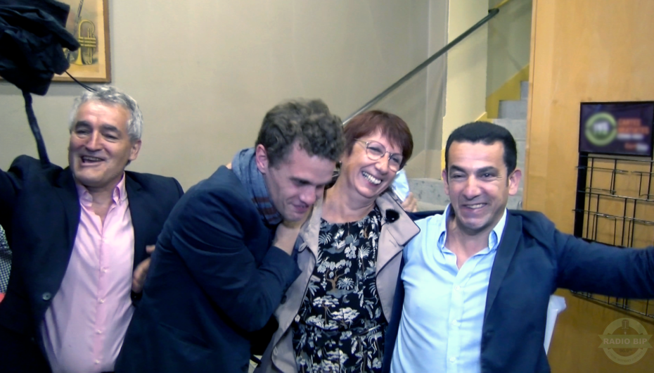 Besançon: Anne Vignot élue par 10% des bisontins