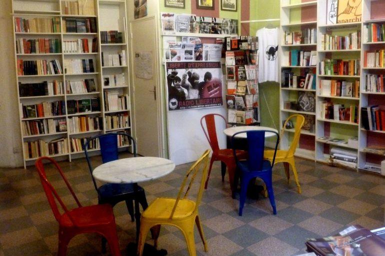 À Besançon, les anarchistes font aussi leur rentrée