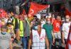 Besançon : les syndicats reprennent le pavé