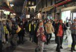 Besançon: 150 manifestants «pour les libertés publiques.»