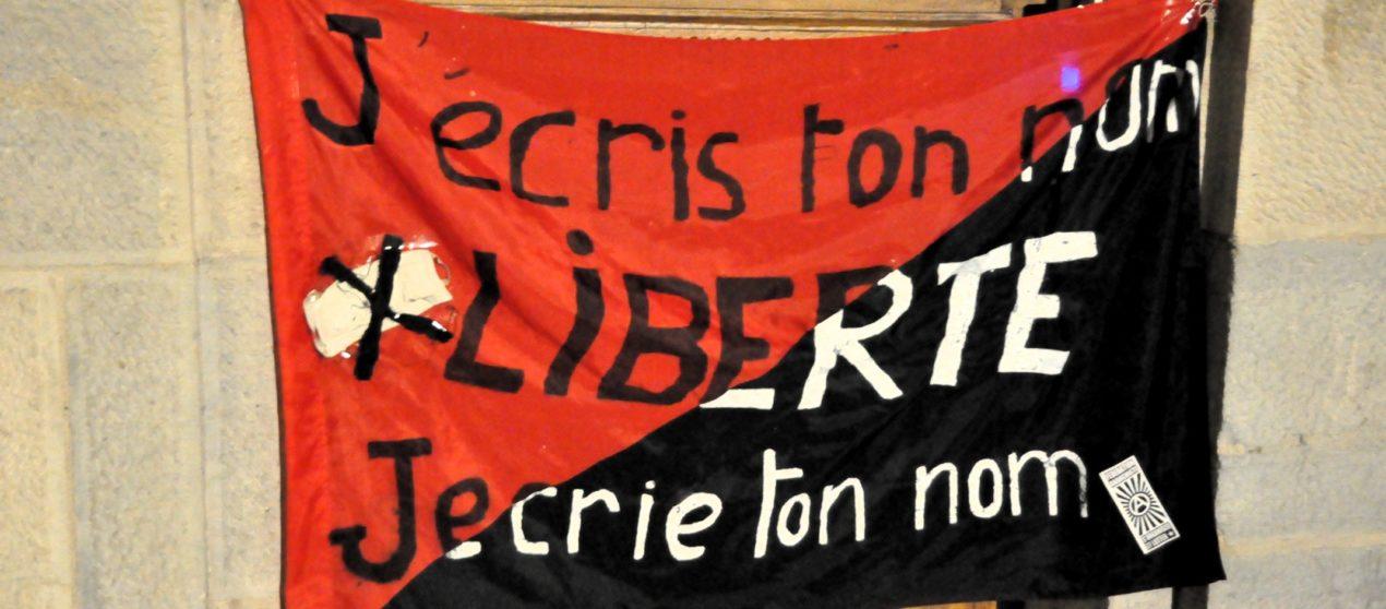 Loi « sécurité globale» : une centaine de manifestants à Besançon