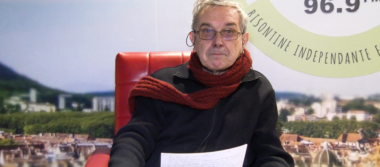 Communiqué de presse à la mémoire de Jean-Jacques Boy