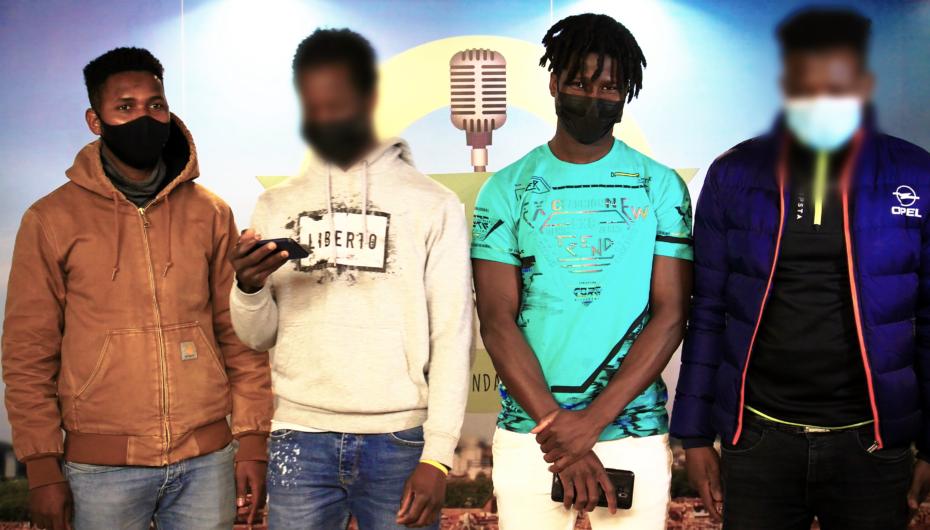 Création du collectif Jeunes Majeurs Sans Papiers