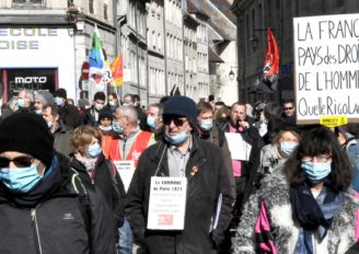 La loi «sécurité globale» toujours décriée à Besançon