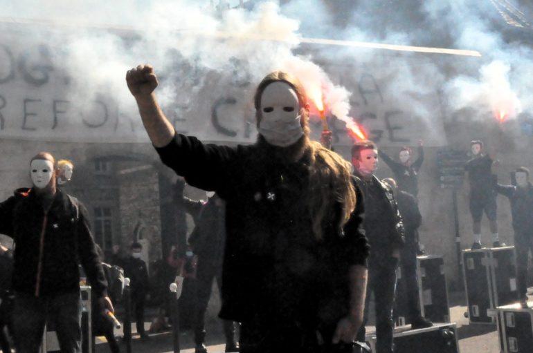 Besançon: intermittents et précaires occupent l'inspection du Travail