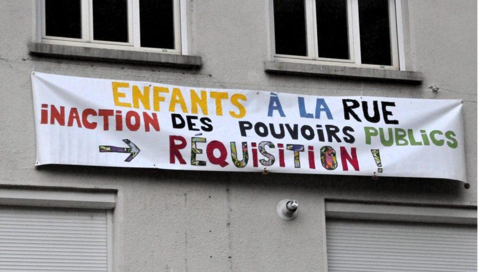 Besançon: face à la passivité des Autorités, SolMiRé réquisitionne un logement vide
