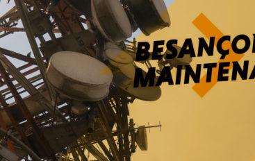L'opposition de droite, demande la 5G à Besançon