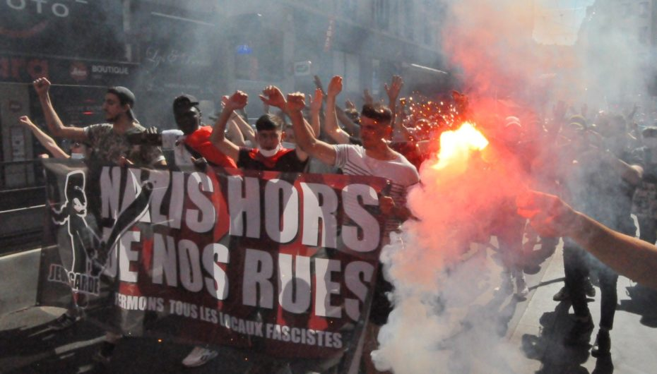 À Lyon, un front commun contre l'extrême-droite