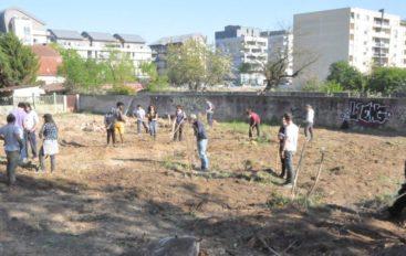 Les jardins de l'Engrenage à Dijon, la fin d'une utopie urbaine