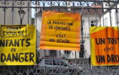 Besançon: le «squat» Tarragnoz (pour l'instant) épargné par la Justice