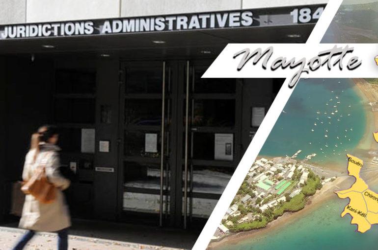 Mayotte: Jean-François Colombet désavoué par le tribunal administratif