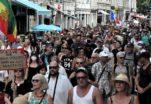 Pass sanitaire: à Besançon, plus de 2500 personnes dans la rue