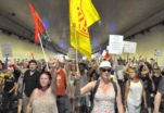Besançon: huitième semaine de mobilisation contre le pass sanitaire