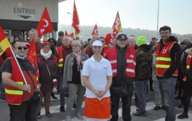 Montbéliard: victime de harcèlement et candidate aux élections CSE, une salariée de Colruyt menacée de licenciement