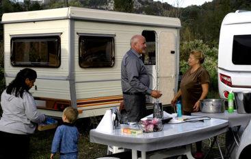 Nouvelle expulsion d'un groupe de gens du voyage à Besançon